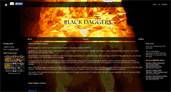 Preview of blackdaggers.net