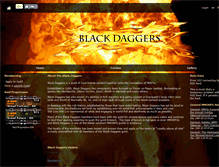 Tablet Preview of blackdaggers.net